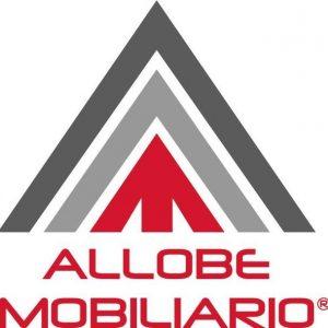 Logo de Allobe Mobiliario. Las mejores cocinas y muebles en Mallorca.