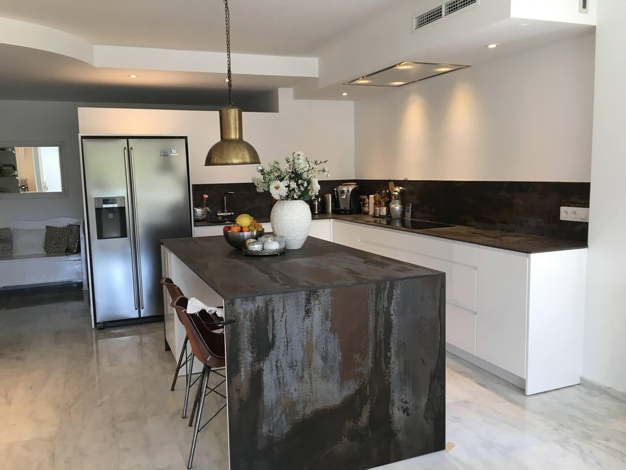 Cocina Allobe Mobiliario Mallorca